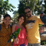 Elie and Angela from Lebanon - Mari Bali Tours