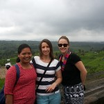 Angelika and Eva - Mari Bali Tours