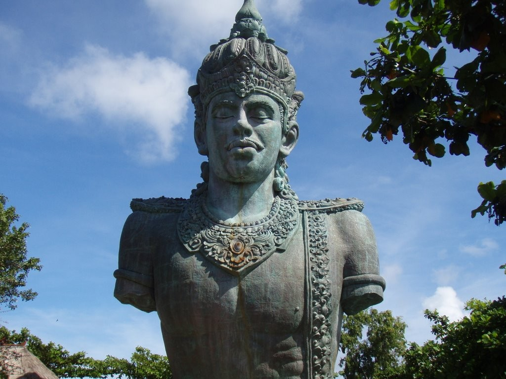 Garuda Wisnu kencana (GWK) at Pecatu area - Bali Indonesia - Mari Bali Tours