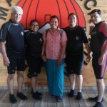 Mr Prakash and friends from India - Mari Bali Tours