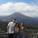 Ms. Stephanie and husband - Mari Bali Tours