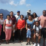 Nadia and group - Mari Bali Tours