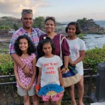 Family from India - Mari Bali Tours