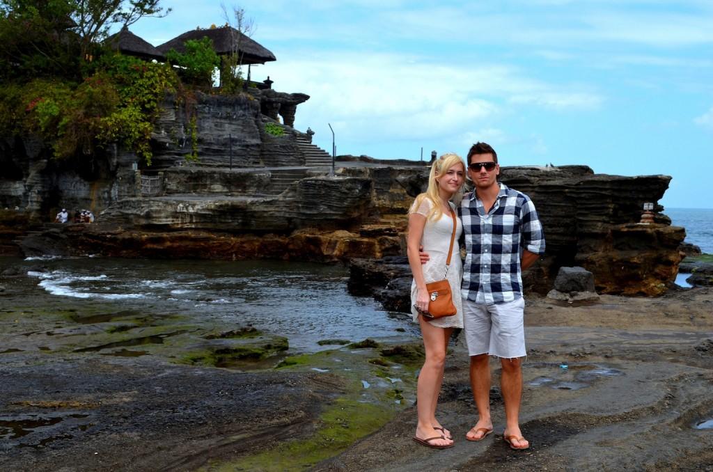 Tanah Lot Temple at beautiful stunning looks in Beraban village, Bali Island - Mari Bali Tours (134)