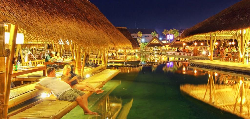 Bale Udang Restaurant in Ubud - Mari Bali Tours