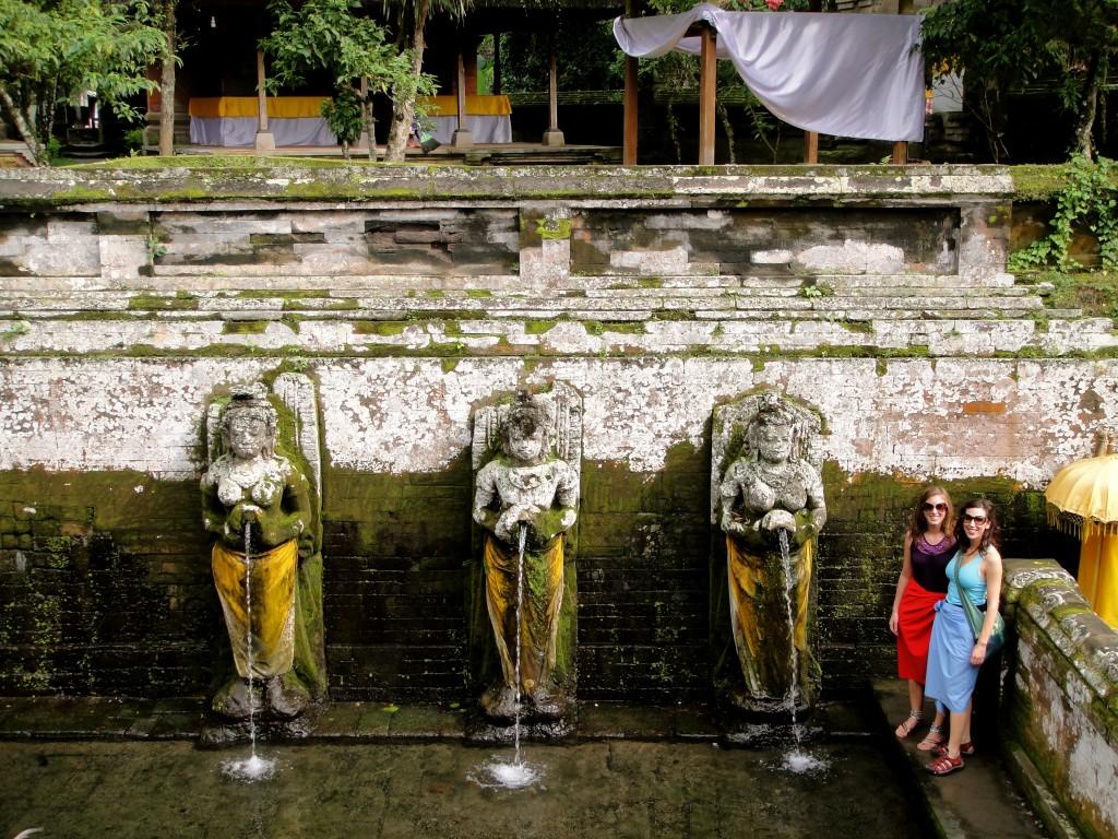 Elephant Cave temple in Bedulu village, Gianyar regency, Bali - Mari Bali Tours