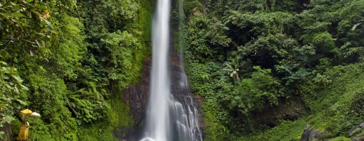 Git git waterfall in Singaraja regency - Bali - Mari Bali Tour