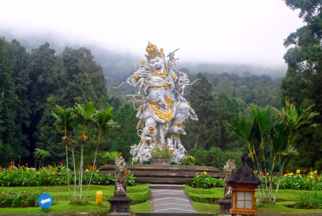 Bali Botanical Garden in Bedugul Highland, Bali Island - Mari Bali Tours