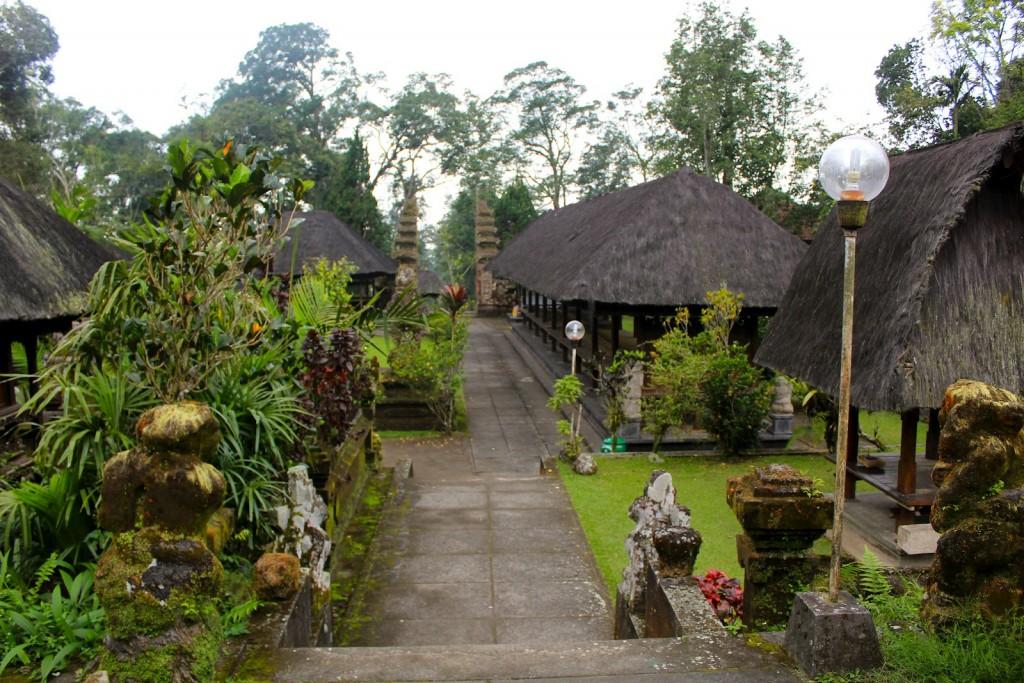 Batukaru temple in the Batukaru mount, in the north west of Tabanan regency, Bali island - Mari Bali Tours
