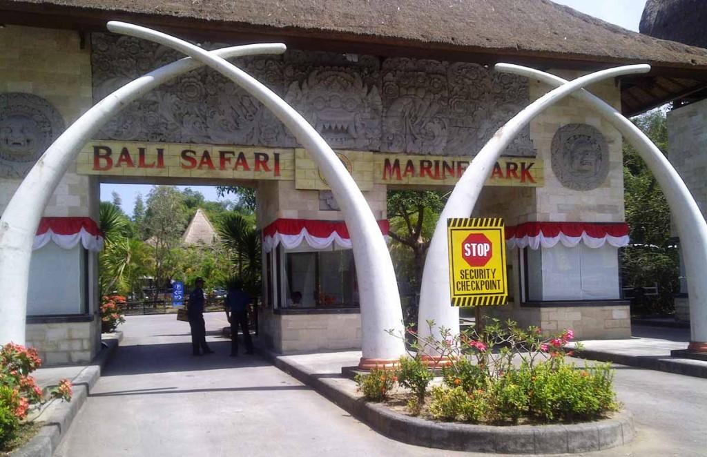 Bali Safari and Marine park in Gianyar, Bali - Mari Bali Tours