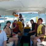 Bali Snorkeling activity and Turtle island visit with glass bottom boat - Mari Bali Tours (17)