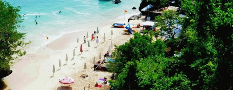 Padang-padang beach, near Uluwatu, Bali - Mari Bali Tours